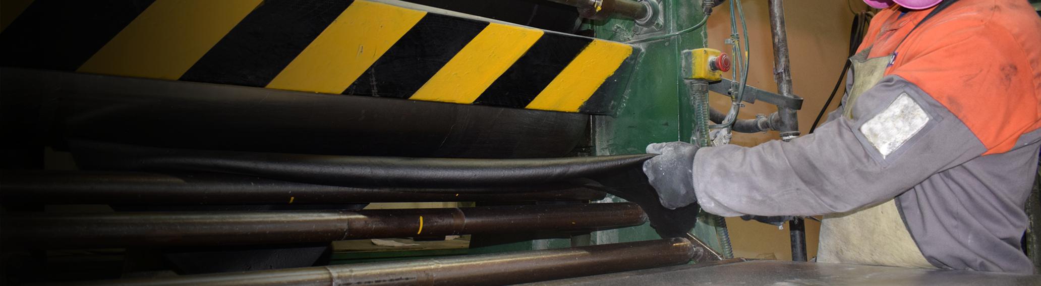 En EternaPro cuidamos el Medio Ambiente<span>reciclando el caucho</span>