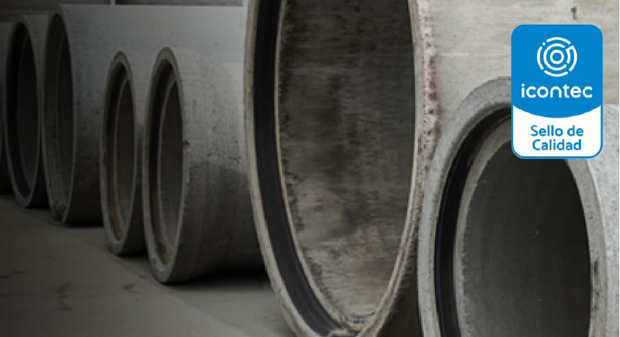 Juntas Flexibles<span>Para la unión de tubos circulares de concreto<span>
